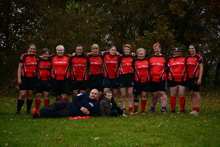 women and rugby