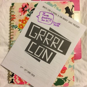 grrrl con notebook