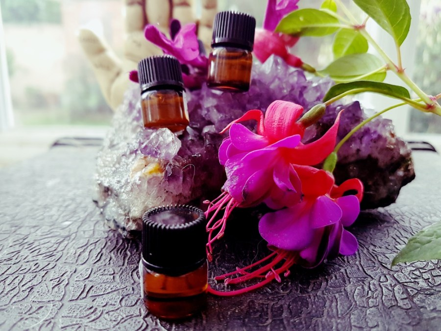 Indie perfumes Pyewacket Potions