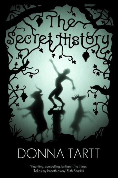 the secret history donna tartt