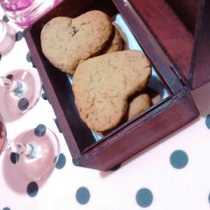 vegan valentines biscuits recipe hibiscus