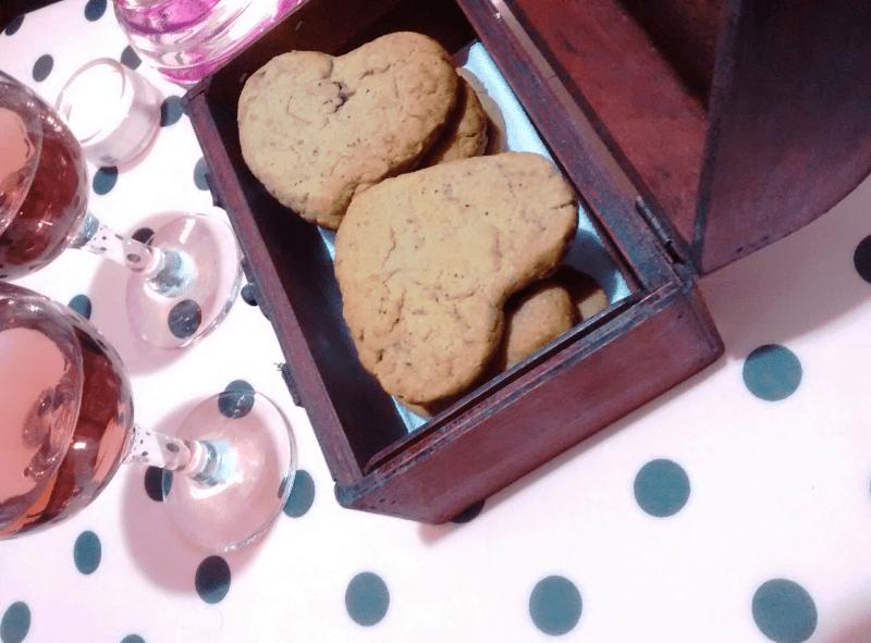 vegan valentines recipe