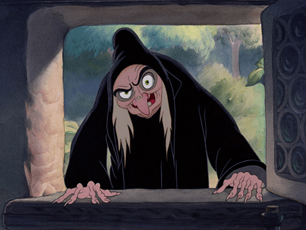 disabled disney witch