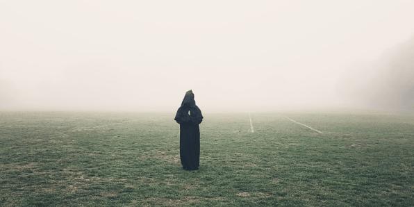 suburban horror photography