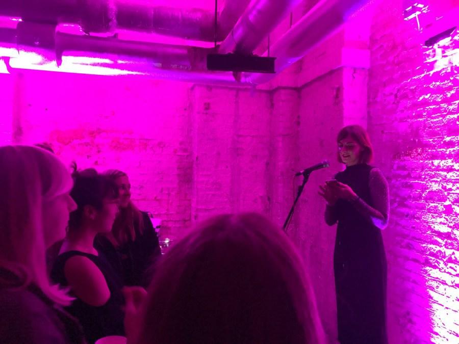 Rebecca Perry Has The Floor - Alex Mcdonald