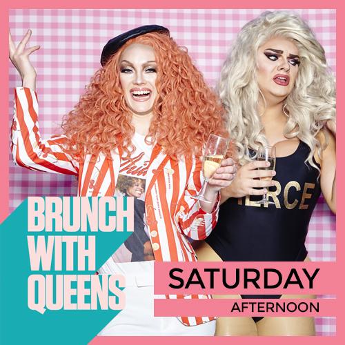 brunch with drag queens