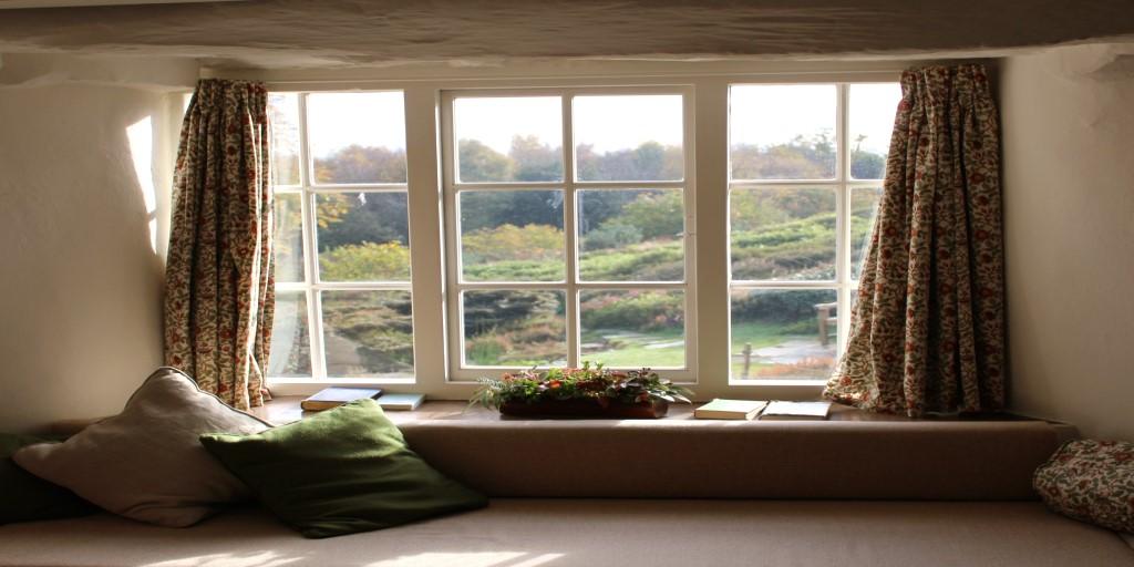 Poetry: At My Window by Lisa Lerma Weber