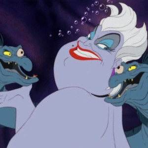 On feminist icons, let's start with Disney's Ursula
