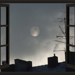 Magical Flash Fiction - Tarot-a-Day: The Moon by Charley Barnes