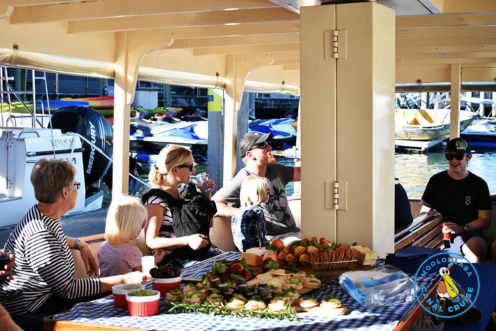 BYO Boat - Mooloolaba Canal Cruise