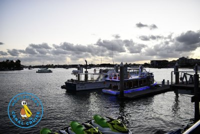 Mooloolaba Canal Cruise Christmas Lights Cruises