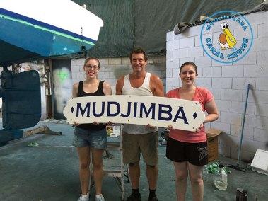 Mudjimba on the slip 2019