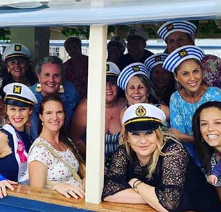 private cruises sunshine coast