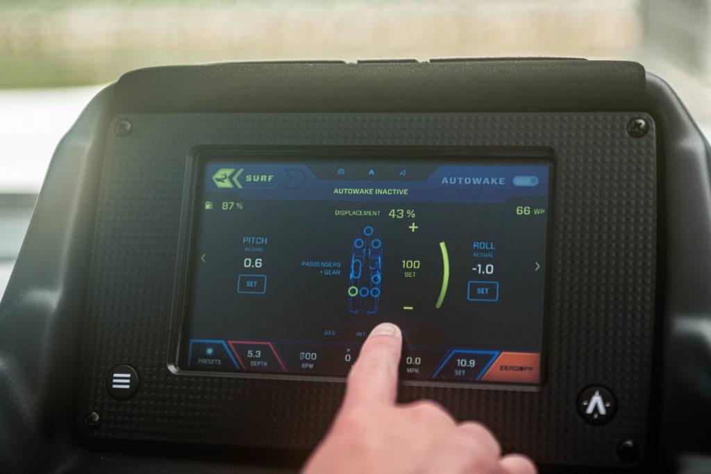 Autowake Advanced Screen