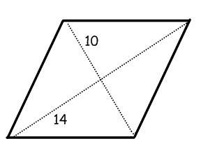Rhombus| Geometry Shapes