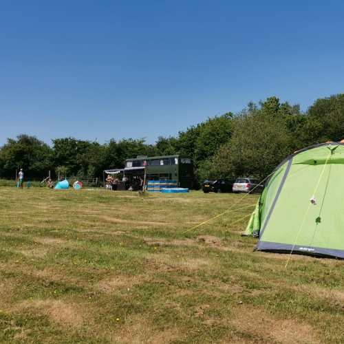 group camping dorset