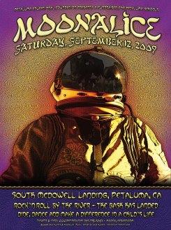 M213 › 9/12/09 Bash for Petaluma Educational Foundation, Petaluma, CA promo poster by Dave Hunter