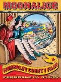 M629 › 8/19/13 Humboldt County Fair, Ferndale, CA poster by Dennis Larkins