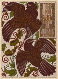 R45 › 10/3/15 Hardly Strictly Bluegrass Festival, Golden Gate Park, San Francisco, CA poster by Gary Houston