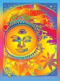 R81 › 7/27/16 The Westcott Theater, Syracuse, NY poster by Wes Wilson & Carolyn Ferris