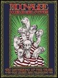 M952 › 4/20/17 420 Gathering of the Tribe, Slim's, San Francisco, CA poster by John Seabury with Doobie Decibel System