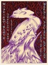 R83 › 7/29/16 Brooklyn Bowl, Brooklyn, NY poster by John Seabury
