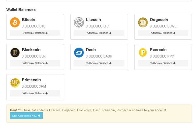 faucethub 10 altcoins