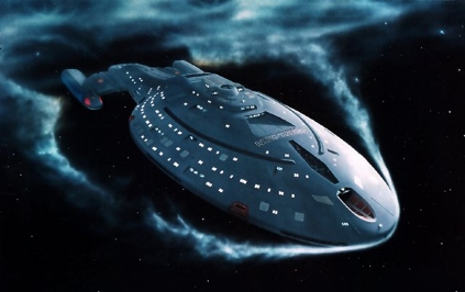 Voyager was never Hollywood, and for that it was truly Trek