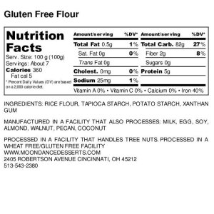 All Purpose GF Flour (per lb)
