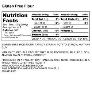 All Purpose GF Flour (per lb)