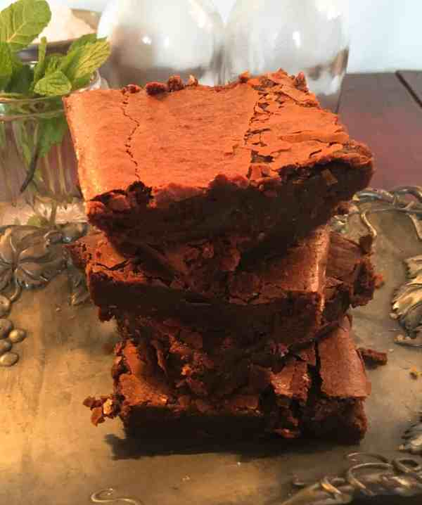 moondance gluten free fudge brownie