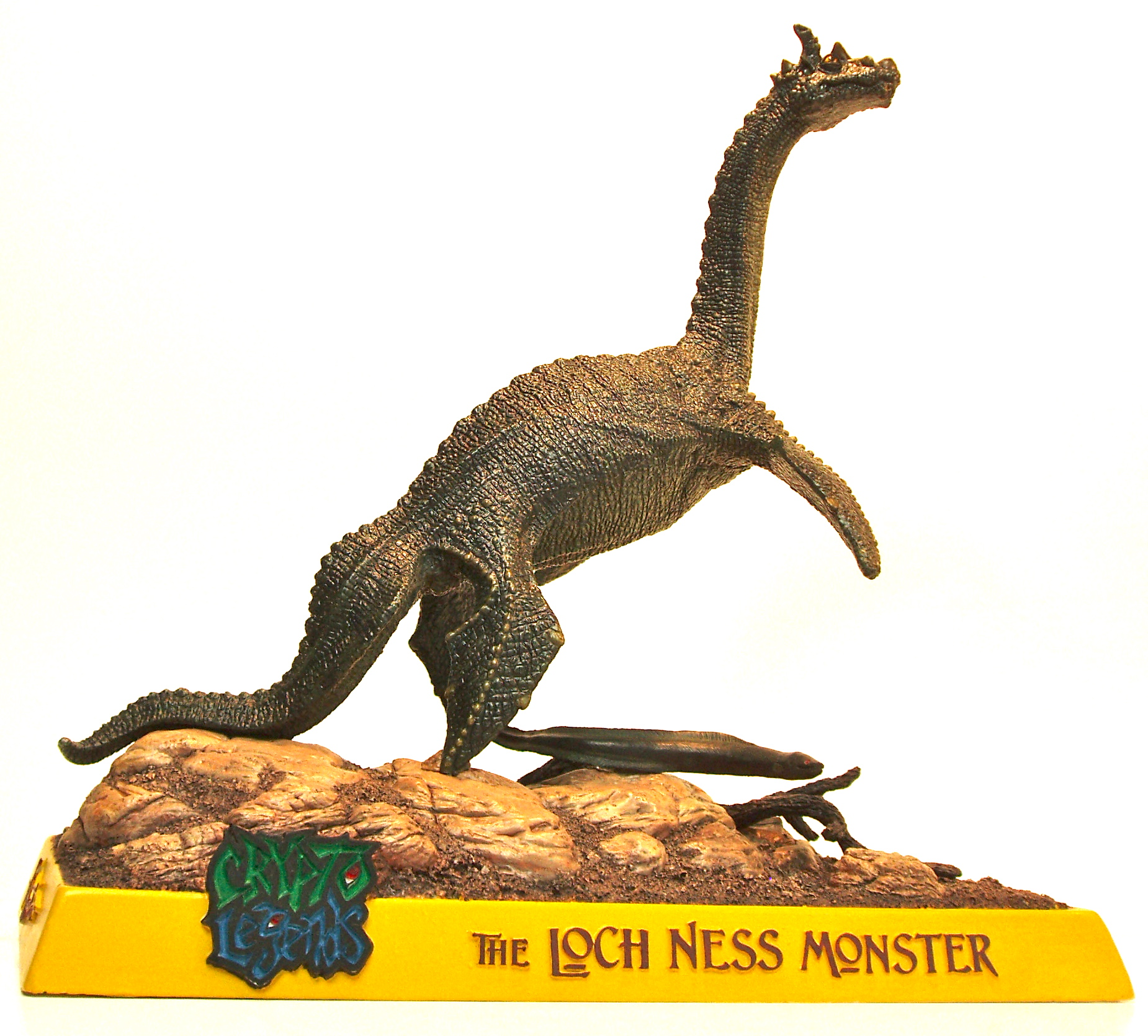 Crypto Legends The Loch Ness Monster