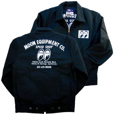 MOON Equipment Co Speed Shop Dickies Jacket MOONEYES Apparel