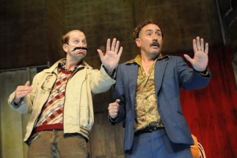Tadhg Murphy and Michael Glenn Murphy in Walworth Farce