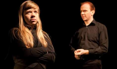 Vivien Endicott-Douglas and Graeme Somerville in Hush 2010