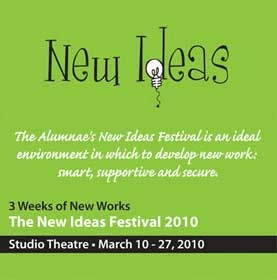 New Ideas Festival 2010