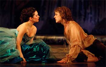 Opera Atelier's production of Acis and Galatea