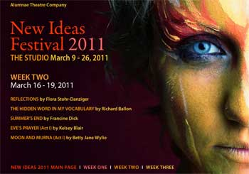New Ideas Festival Alumnae Theatre