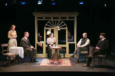 A Misfortune - Next Stage Theatre Festival