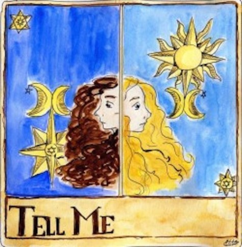 poster for Tell Me.