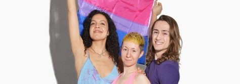 Photo of Camila Diaz-Varela, Katie Sly and Nathan Street
