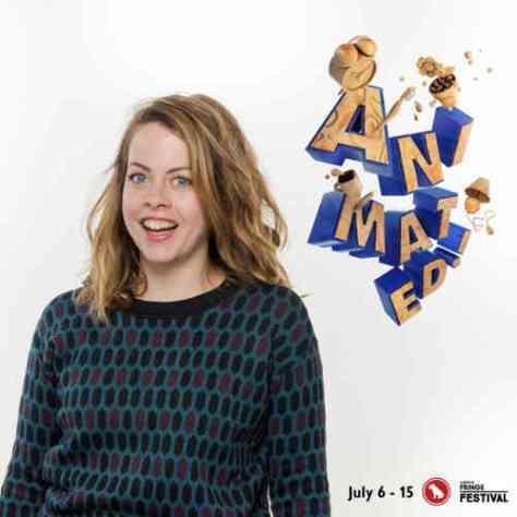 Kirsten Rasmussen in Bad Dog Theatre Presents: Animated