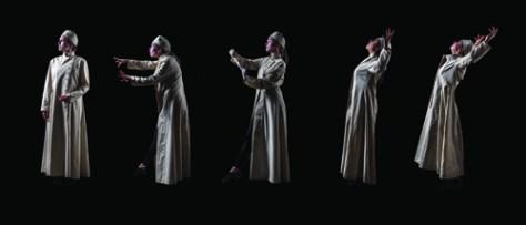 Photo of Alexandra Montagnese, Maïza Dubhé, Shayna Virginillo, Hayley Carr in Brainstorm