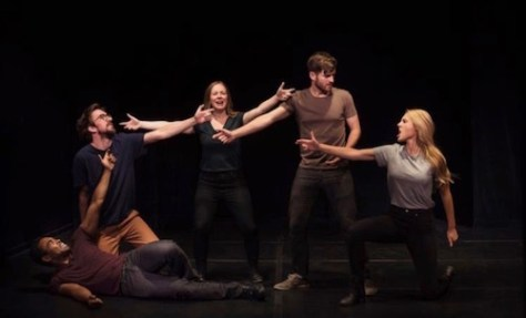 Photo of Mark Little, Natalie Metcalfe, Christian Smith, Kevin Vidal and Lisa Gilroy.