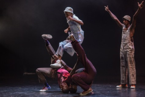 Photo of Soweto Skeleton Movers at Fall For Dance North