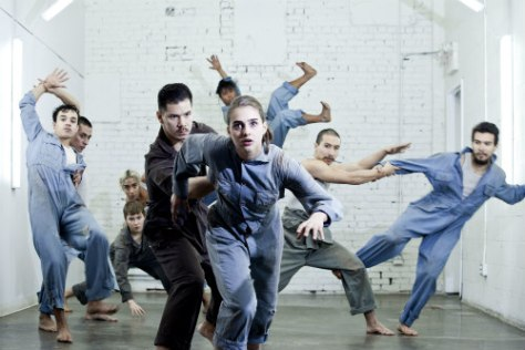 Photo of RUBBERBANDance Group in Ever So Slightly