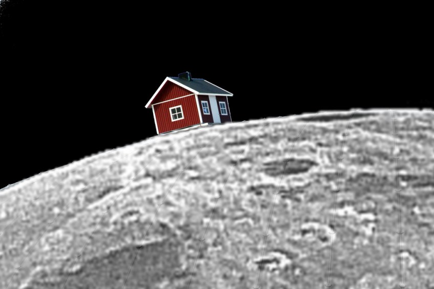 House on the Moon