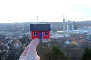 Göteborg! :: A nimble of house.