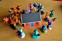 House #2.21 protected by Skylanders on May 12, 2013 in Borås with Emil Vinterhav