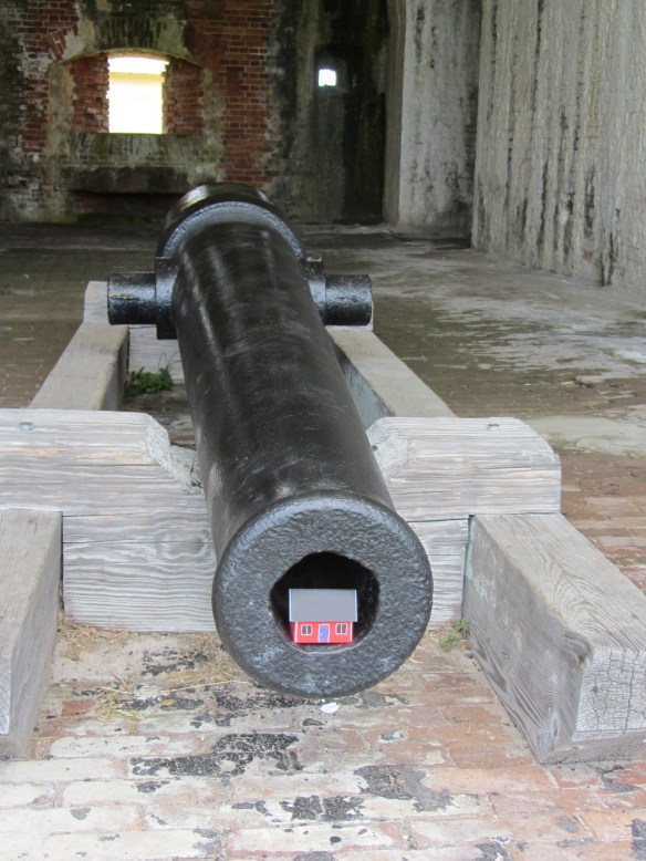 Images 5950, 5963, and 5964 were taken on July 3rd at Fort Morgan, possibly the southern most point of the state of Alabama. This fort has been used in many of our nation's domestic conflicts (a polite way of saying many cannons were fired from this place :) Mike Morrison, Gulf Shores, AL, USA. July 3, 2013